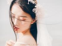 亲切第一张蕾KINDNESS肖像婚纱商业人像精修色彩课