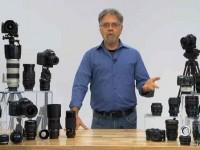 佳能镜头详解与应用视频教程
