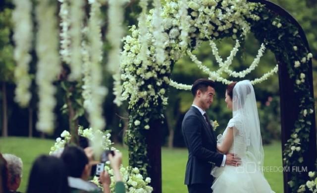 教你拍摄制作电影级的婚礼婚纱视频教程