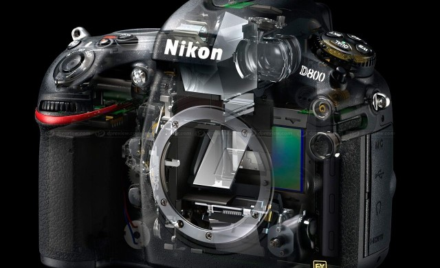 尼康D800基础入门视频教程
