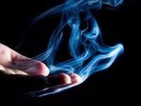 如何拍出缥缈烟雾的瞬间形态