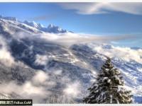 摄影大师教您如何拍出漂亮雪景