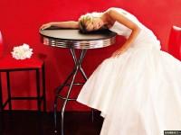 国外新娘婚纱摄影摆姿技巧