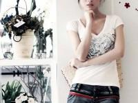 模特摆姿的九种经典Pose