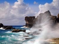 海岸摄影构图技巧