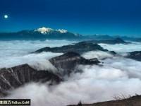 简单3招拍摄壮观的云海