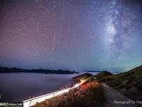 星空银河与星轨的拍摄技巧