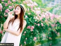 春日里美女人像拍摄技巧