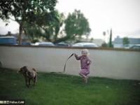 10个父母为孩子拍照的小技巧