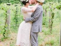 婚礼摄影中如何捕捉自然真实亲吻瞬间