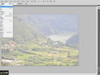 简单10步教你怎么修风景照片
