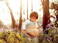 简单9招拍出精彩儿童照