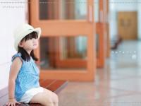 小女孩×85mm镜头= 快乐构图