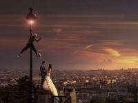 如何拍出婚纱摄影气势恢宏的画面感呢?