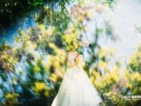 教你如何拍摄出婚纱摄影的情绪之美