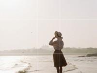 人像摄影常用的构图方法