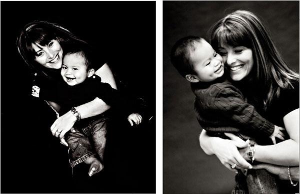 图文详解 如何给孩子们拍照