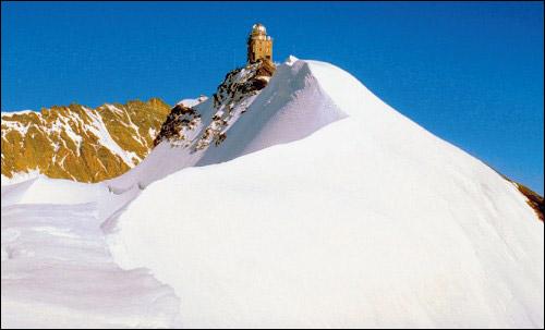 怎样拍好圣洁的雪山