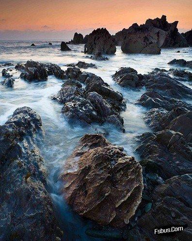 如何拍摄海景实例教程
