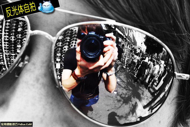如何拍出有创意的倒影照片