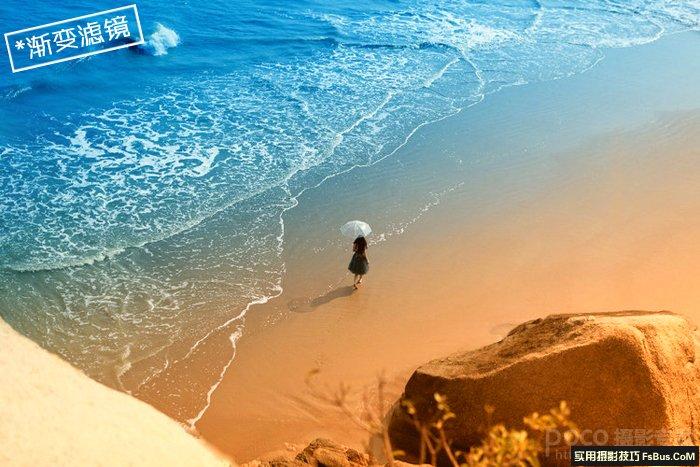 盛夏海滩摄影全攻略