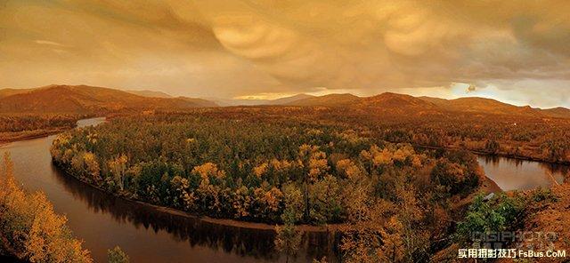 捕捉秋色,用三招拍出秋天的味道