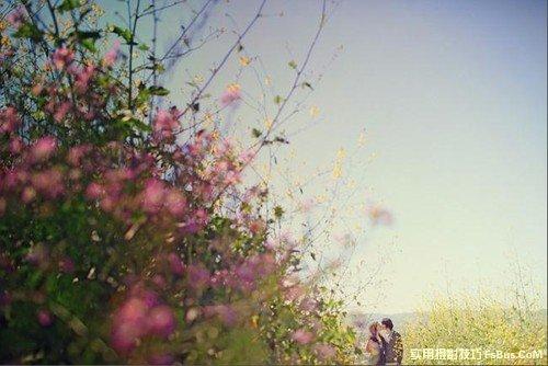 打造浪漫诱人的春季人像摄影攻略