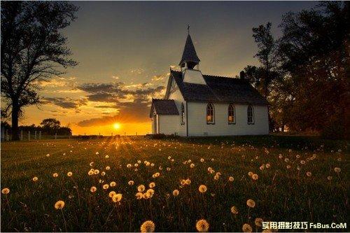 【转载】实用摄影技巧拍出完美落日 - A加佳 - A加佳的学习小屋