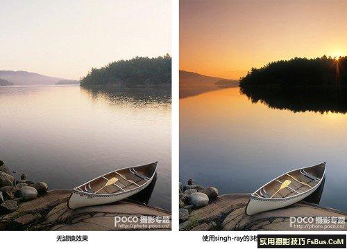 风光摄影中滤镜使用心得分享