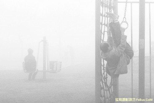 如何拍出烟雾缥缈的摄影作品
