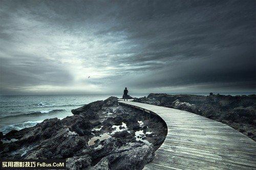 风光摄影的主题选择与取景角度运用技巧