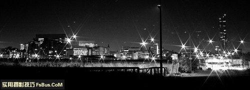 简单9个要点教你拍好城市夜景