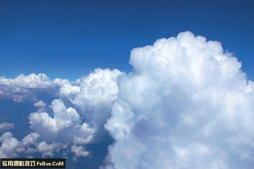 如何拍出迷人的天空和云霞