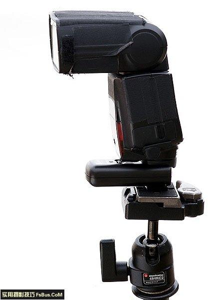 晋级高阶闪灯该准备的哪些摄影器材