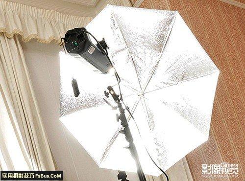 摄影基础:什么是光比