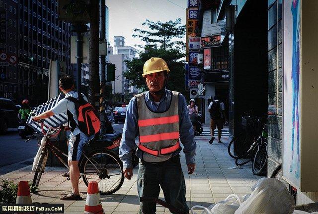 七招让你在街头摄影时更有自信