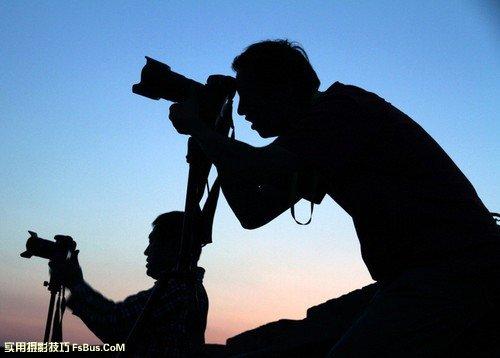 找寻你在摄影路上的定位