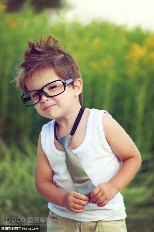 如何让儿童摄影更具创意