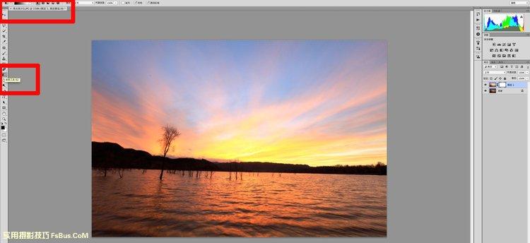 风光摄影中如何解决大光比环境下曝光问题