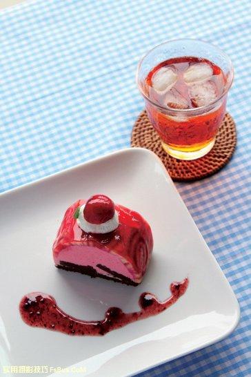 如何拍摄出香甜可口的食物