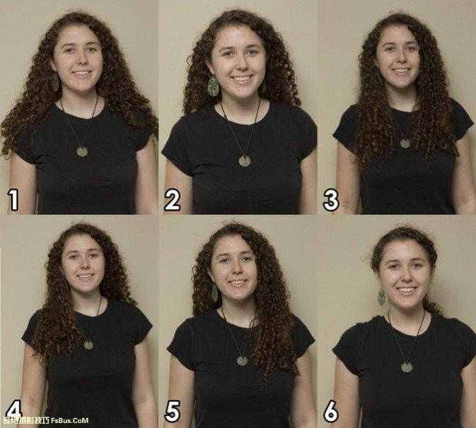 初级人像模特必须注意的7点