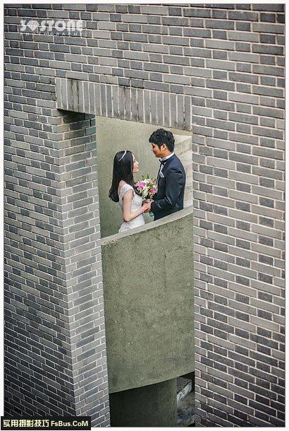如何拍出最自然的婚前照