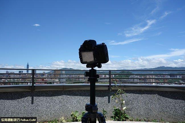 教你用间隔定时拍摄延时摄影