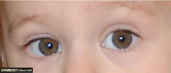 肖像摄影的关键:眼神用光