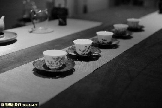 拍出茶花道意境美的4个技巧