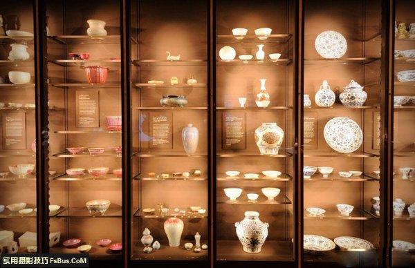 旅行拍摄博物馆摄影大揭秘