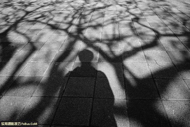 街拍摄影:黑与白的层次
