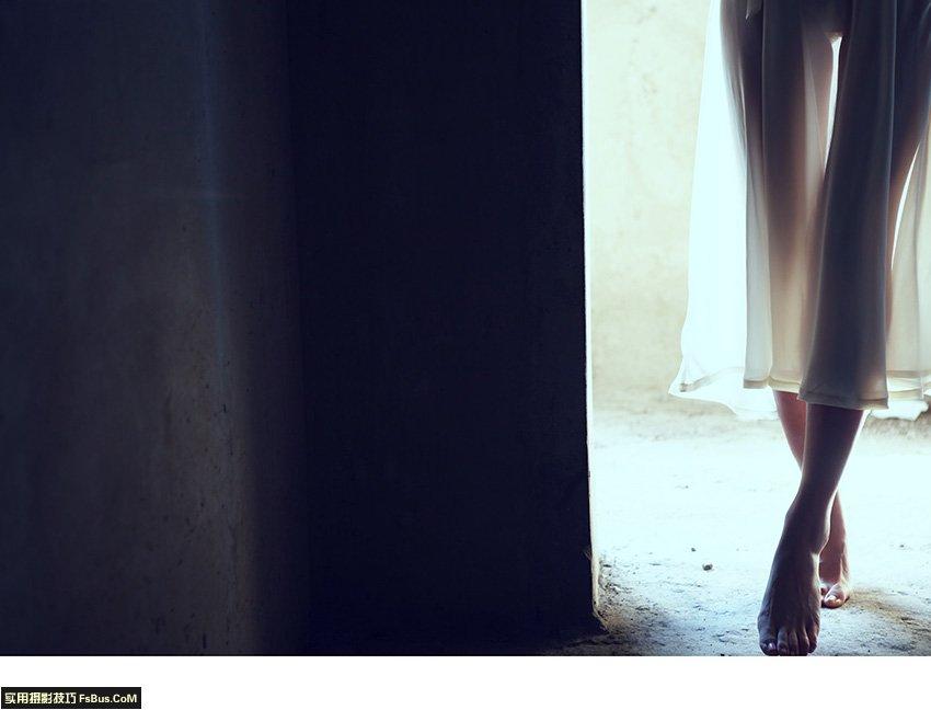 如何拍好女性曼妙的身体曲线