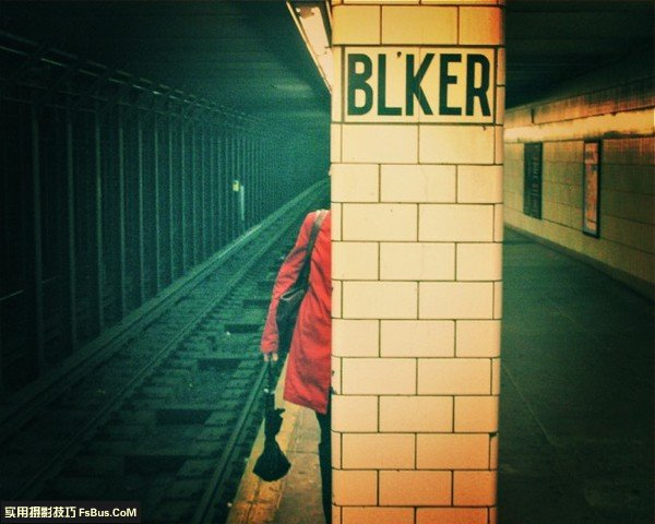 不得不说的地铁拍摄技巧