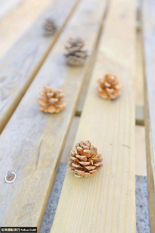 如何拍出冬季的柔美小清新